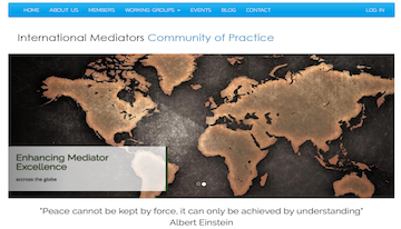 International Mediators Community of Practice